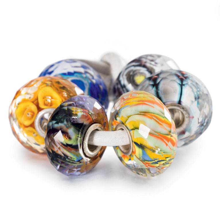 Trollbeads Gallery Eastern Facet kit
