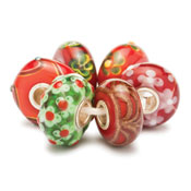 Red Christmas Kit Trollbeads