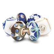 Trollbeads Gallery Blue Kit