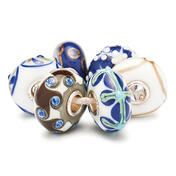 Trollbeads Gallery Blue Kit