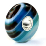 Trollbeads Gallery Turquoise Agate