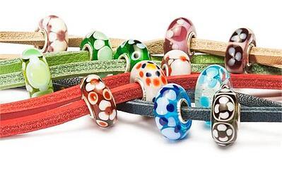 Trollbeads gallery malawi beads