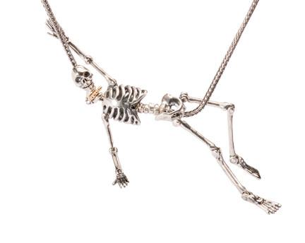 Trollbeads Gallery Skeleton