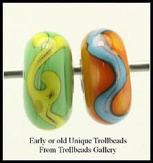 Early unique beads