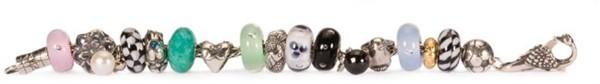 Trollbeads Gallery Spring bracelet