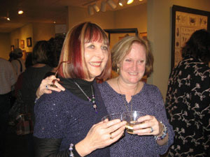 Louise Rogers,Suzanne Hopping Trollbeads Gallery
