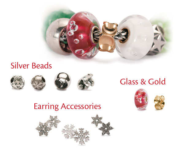 Trollbeads Gallery WInter beads release