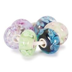 Trollbeads Gallery flower kit63037 L