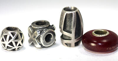 Retired beads Trollbeads Gallery