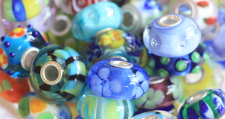 Unique Trollbeads Gallery Beads for Trollbeads Fest