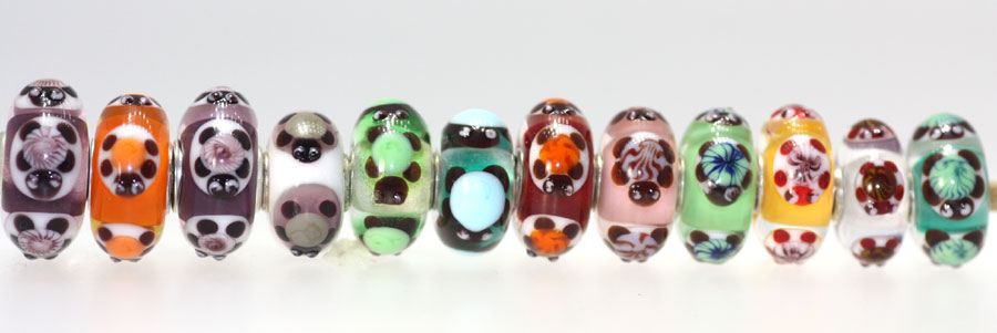 Trollbeads Gallery Turtles