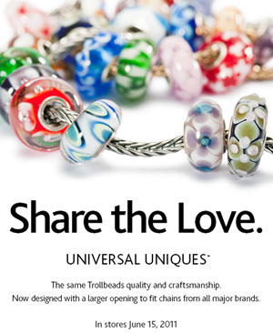 Universal Trollbeads for Us