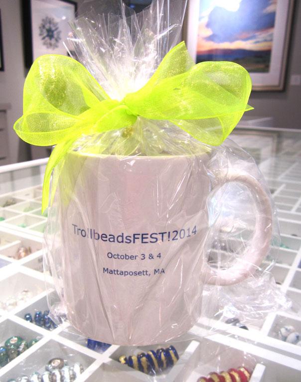 Trollbeads Fest Mug