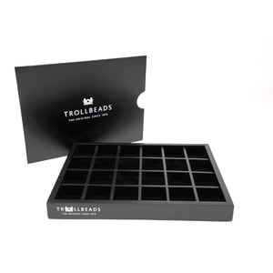 Trollbeads Gallery Black trays