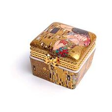 Klimt Trinket Box