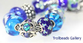 Trollbeads Wisdom bead FB 6