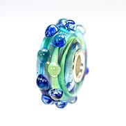 Whitecap Twist Trollbead