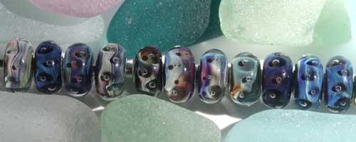 Trollbeads Azure bubbles