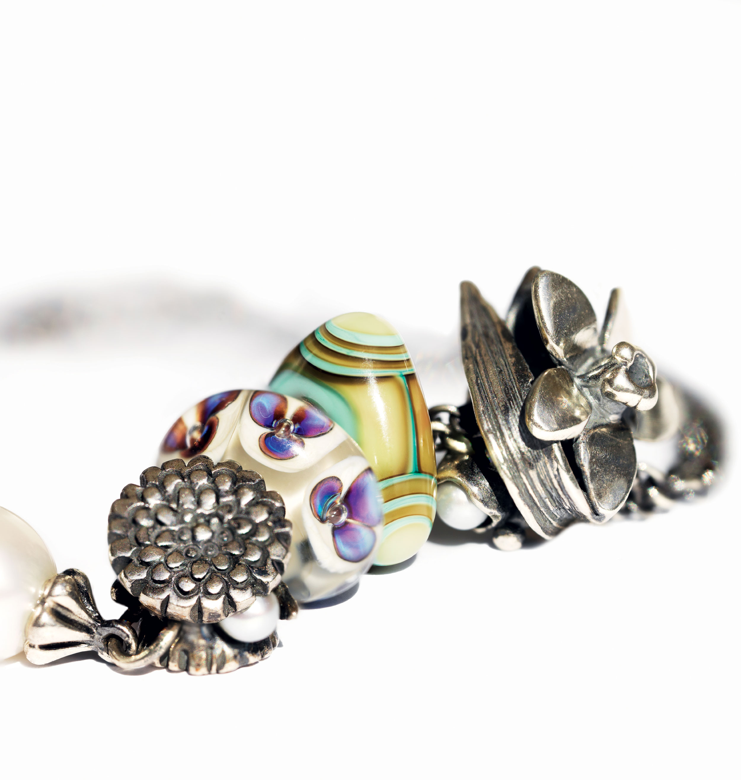 Trollbeads Flowers of the Month