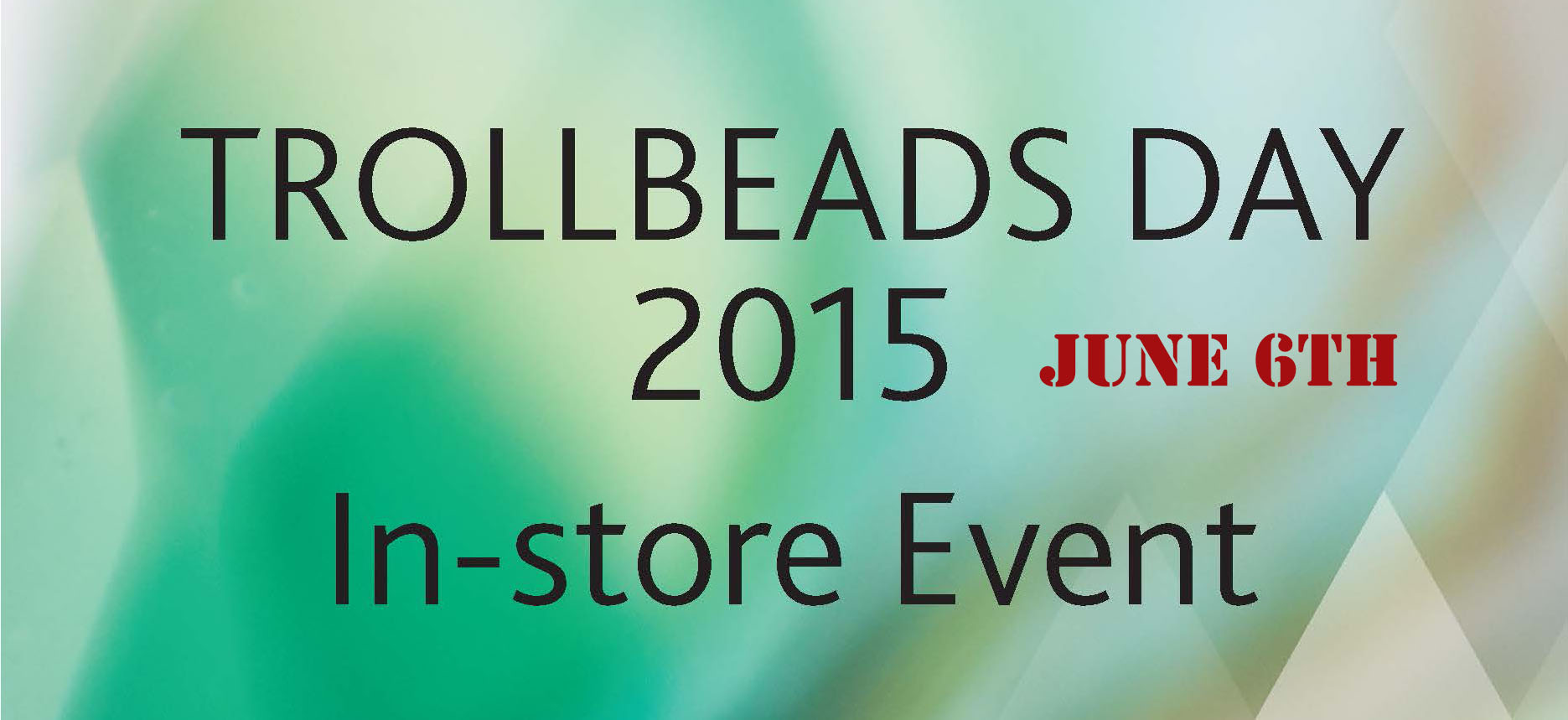 Trollbeads Day Banner