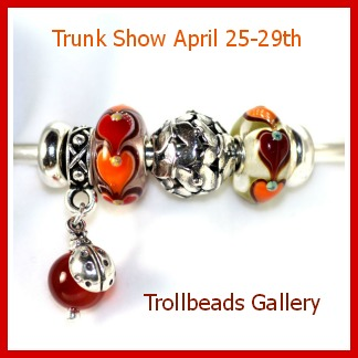 Trollbeads Gallery Bangle April