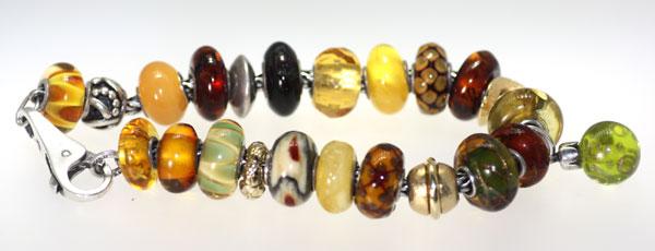 Trollbeads Mini bead bracel
