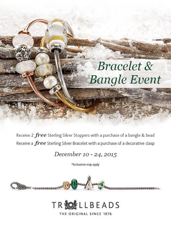 Trollbeads Gallery Bracelet Promo
