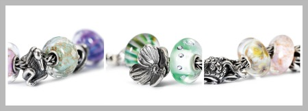 Trollbeads Gallery New Glass Beads