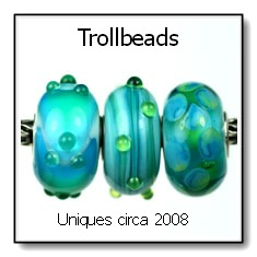 Trollbeads Old Uniques