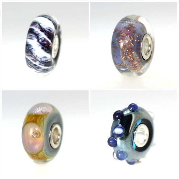 Twist Trollbeads Collage