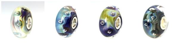 Azure Bubbles Trollbeads Ga