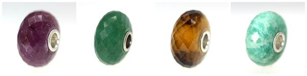 Trollbeads Gallery Stone Beads