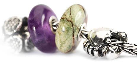Trollbeads Summer stones